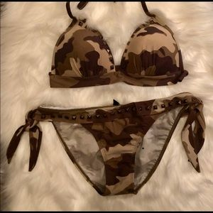 Other - CAMO bikini BOTTOMS